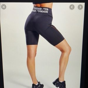 Gymshark elevate cycling shorts